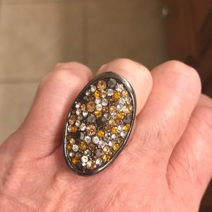 Lia Sophia Jewelry - Lia Sophia wishing well ring size 7